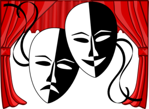 theater-masks-free-clip-art
